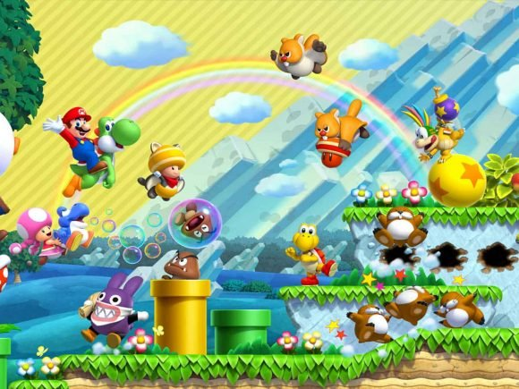 NEW Super Mario Bros. U Deluxe (Nintendo Switch) Review