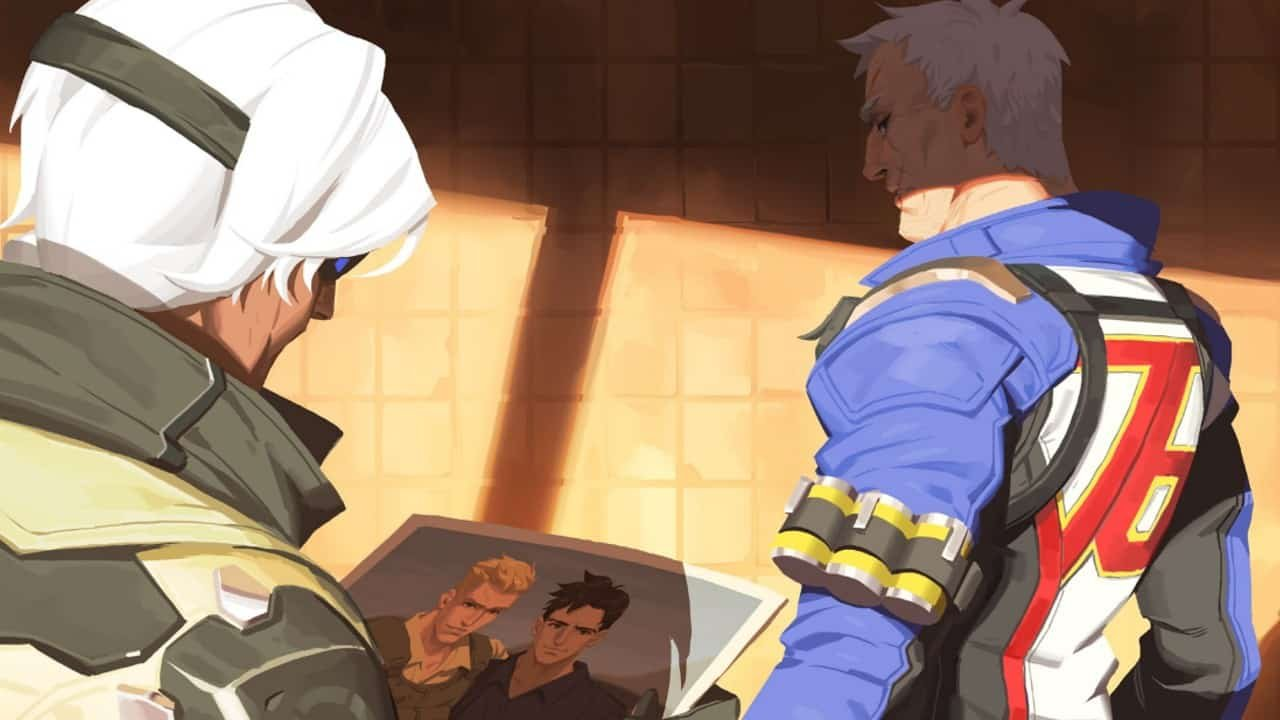Overwatch Confirms Soldier: 76 As An LGBTQ+ Character