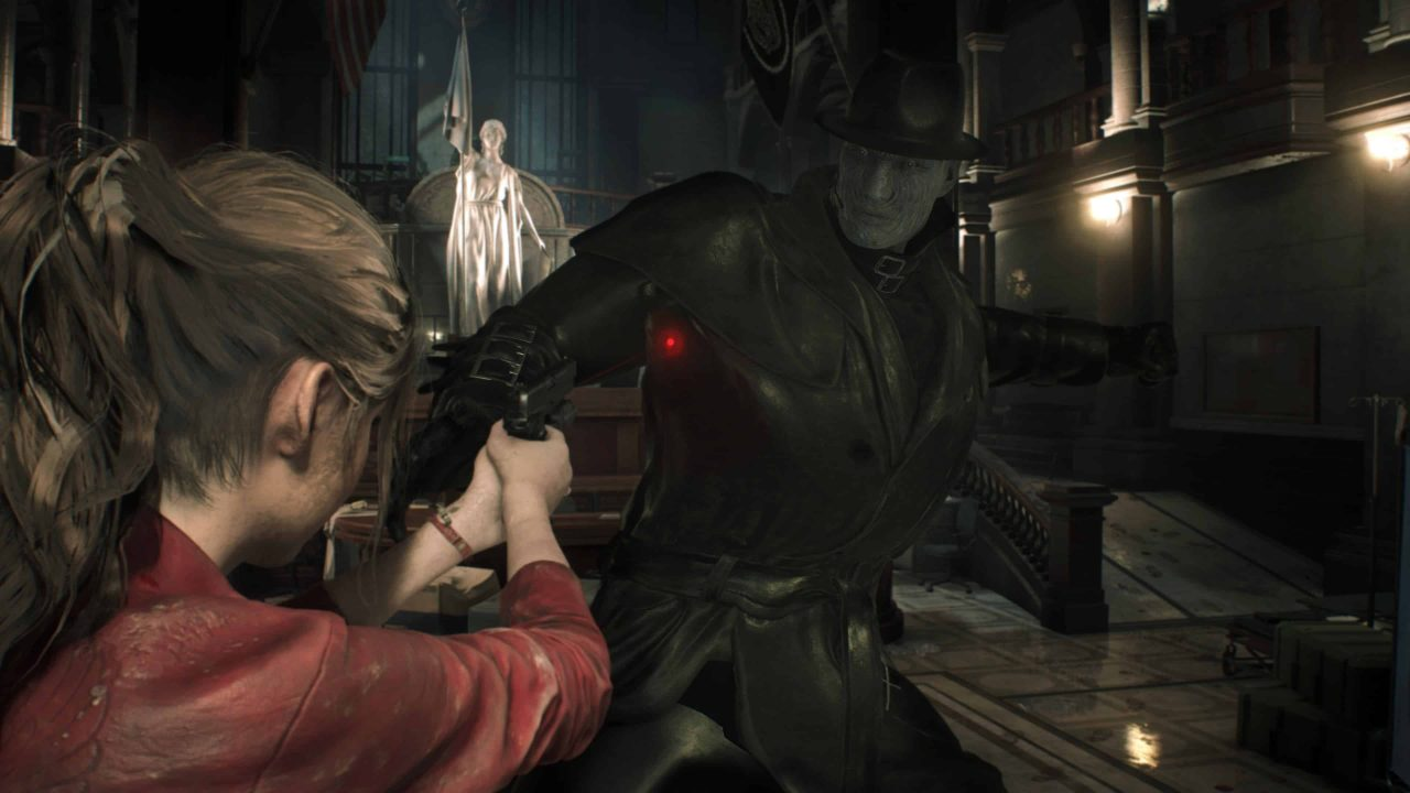 Resident Evil 2 (Ps4) Review 1