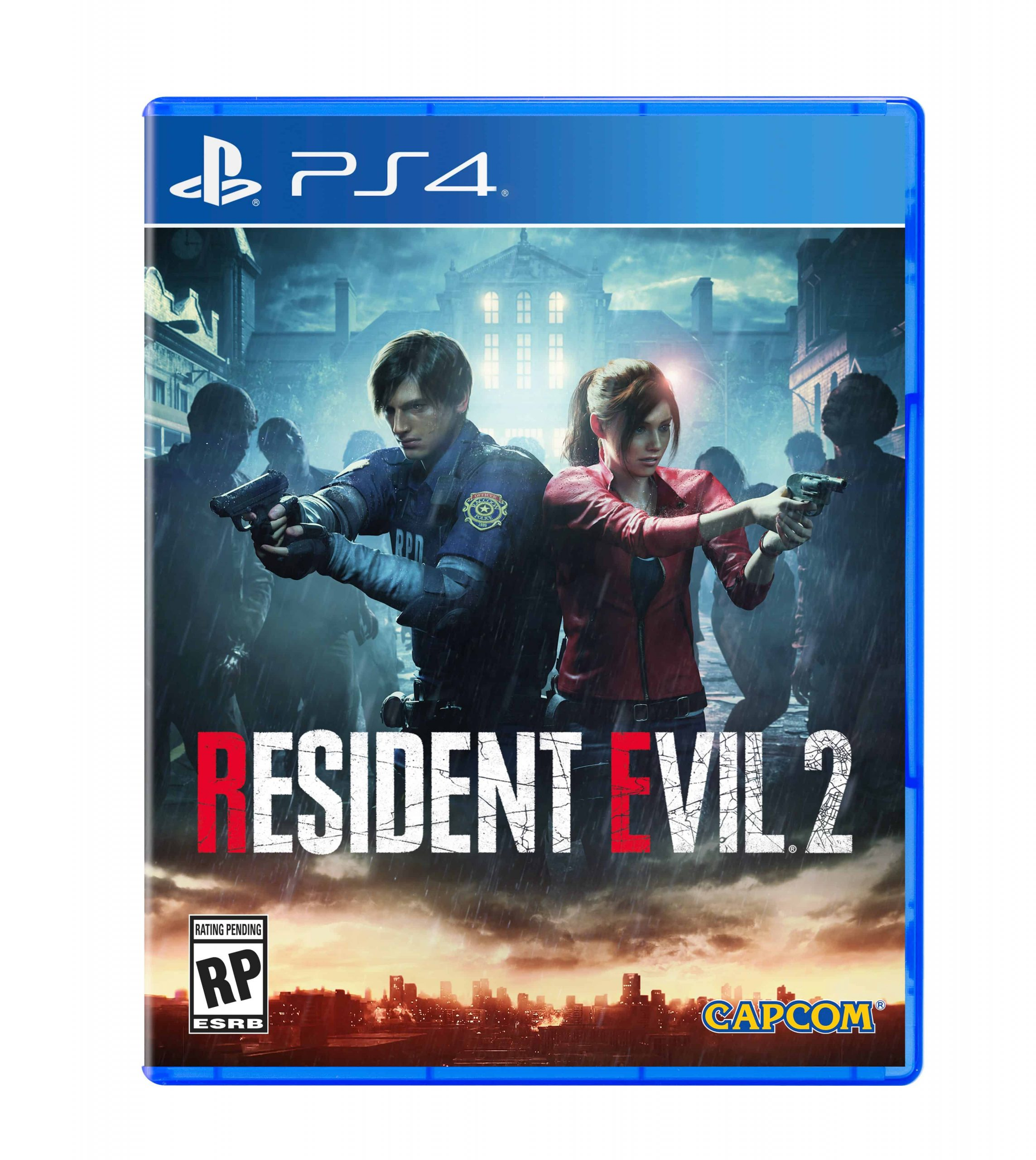 Resident Evil 2 (PS4) Review