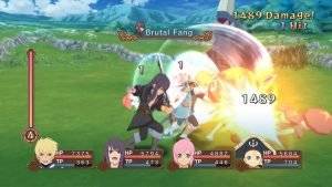 Tales of Vesperia: Definitive Edition (Switch) Review 2