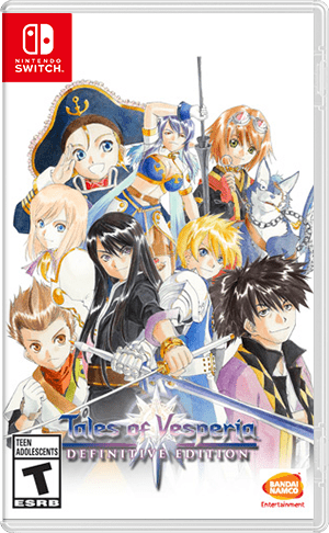 Tales of Vesperia: Definitive Edition (Switch) Review 4