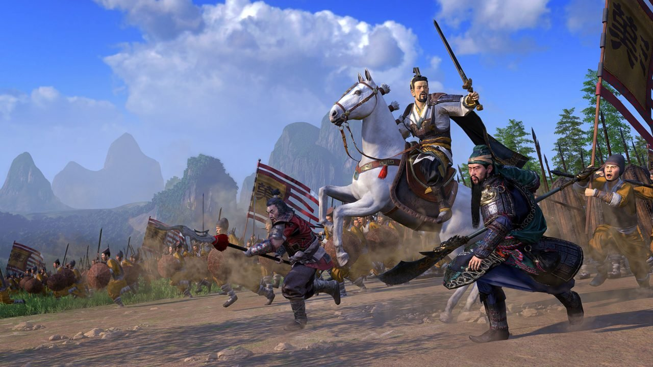 Total War: Three Kingdoms Single Player Campaign Preview