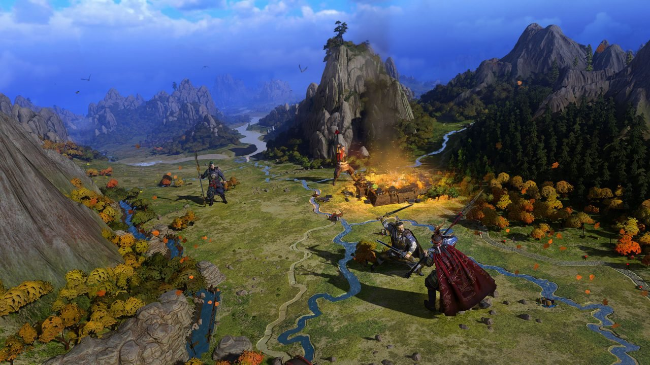 Total War: Three Kingdoms Single Player Campaign Preview 3