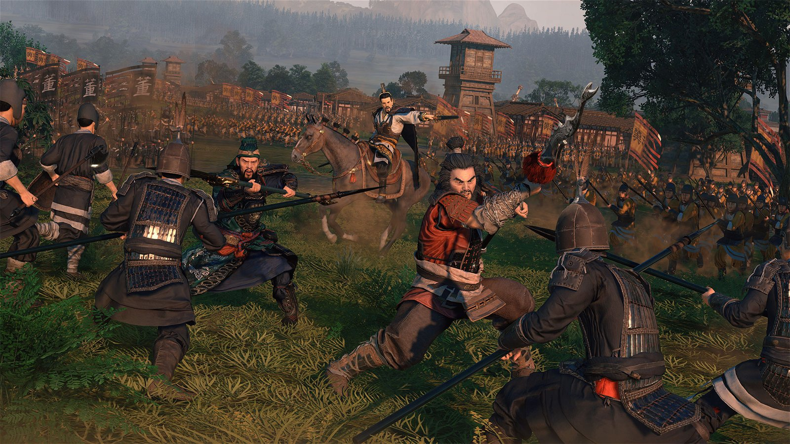 Total War: Three Kingdoms Single Player Campaign Preview 4