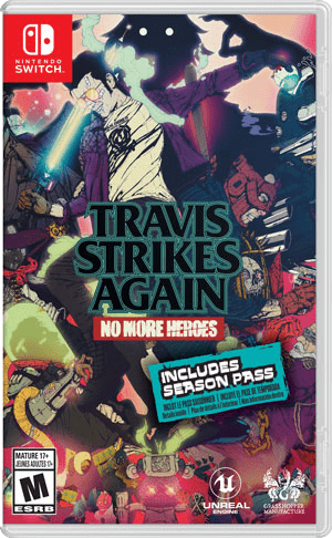 Travis Strikes Again: No More Heroes (Switch) Review 4