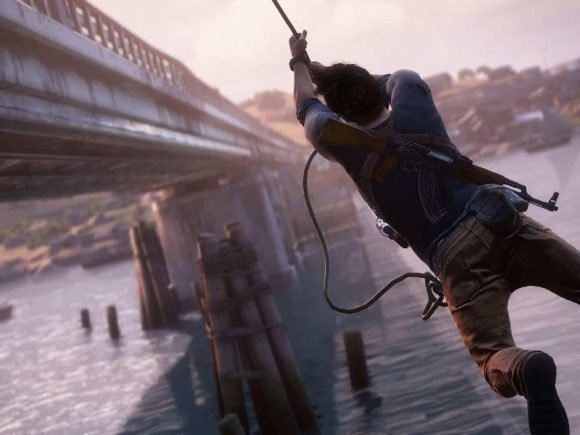 Uncharted Movie Lands Cloverfield Lane Director