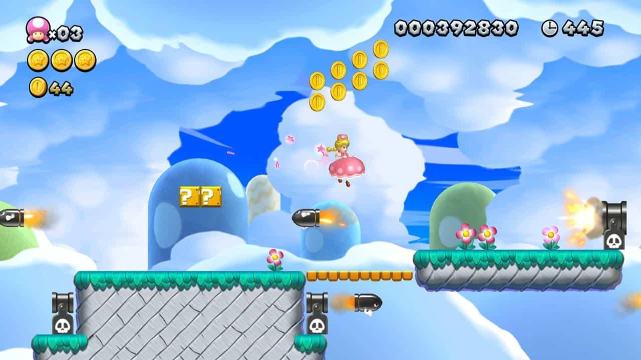 New Super Mario Bros. U Deluxe (Nintendo Switch) Review