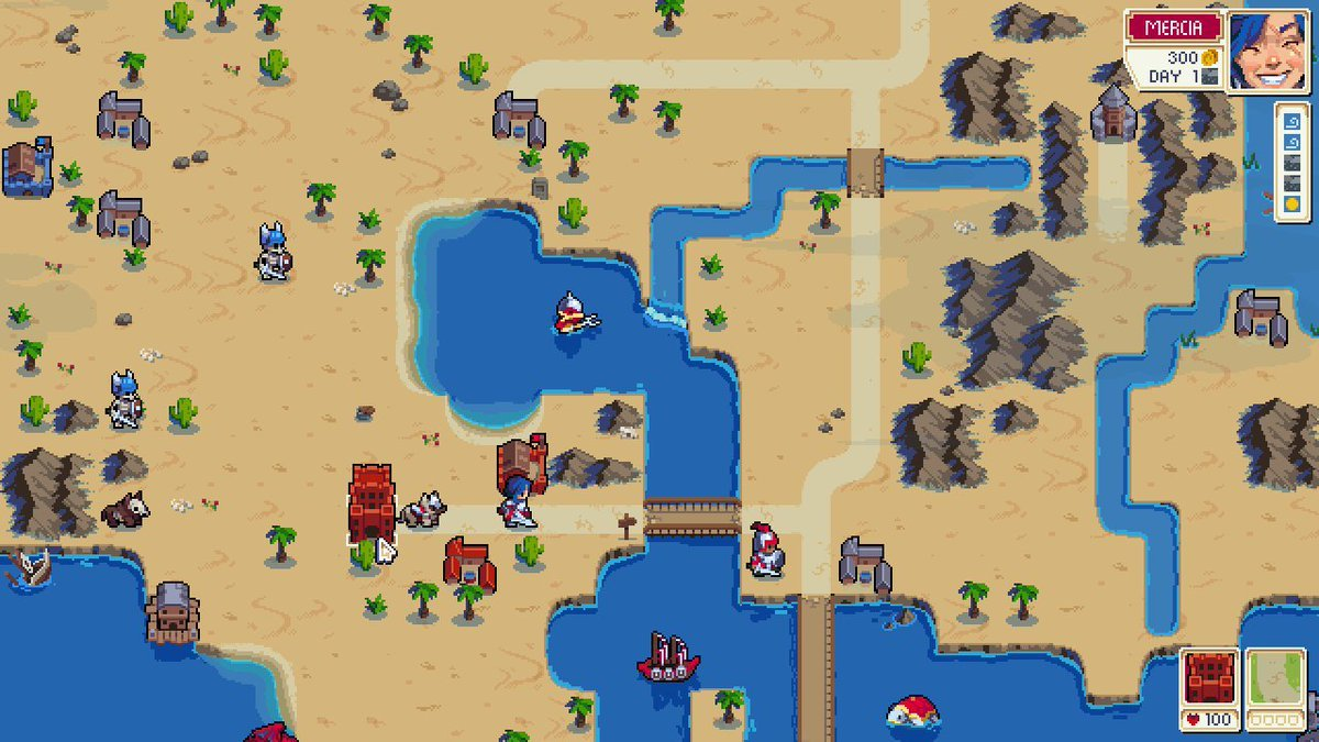 Wargroove (Switch) Review 3