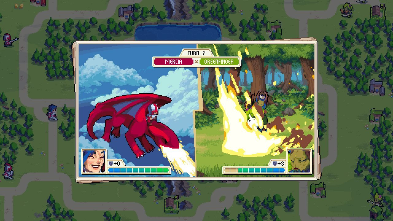 Wargroove (Switch) Review 4