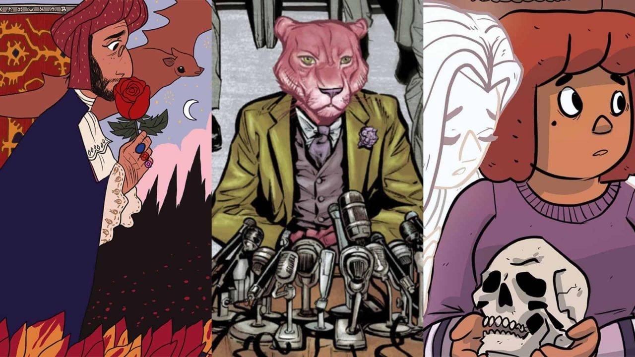 2019 Diversity in Comics Award Nominees Revealed