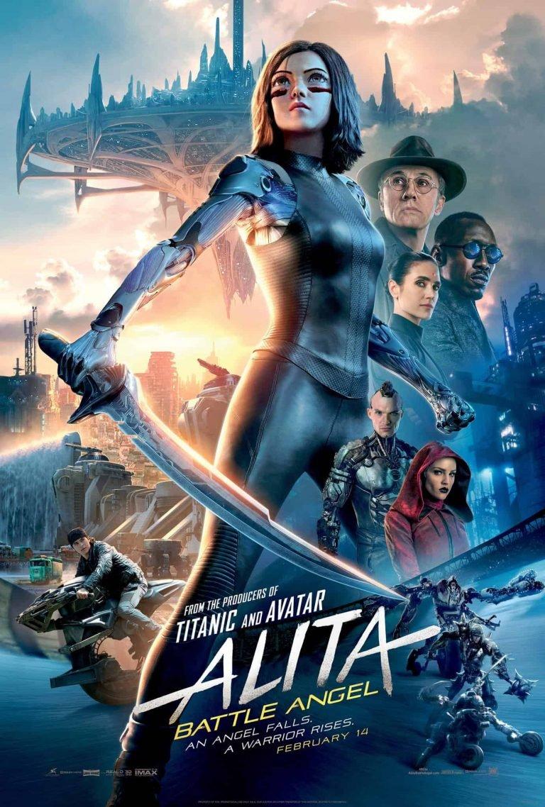 Alita: Battle Angel Movie Review 1