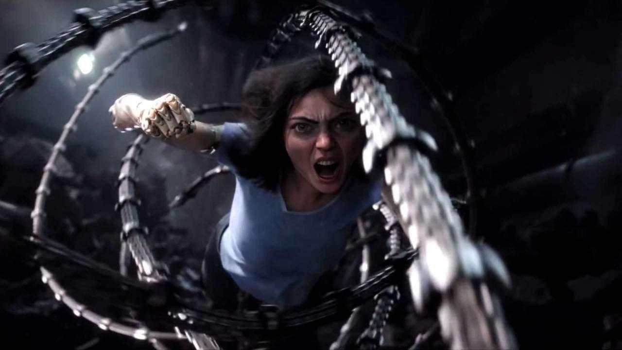 Alita: Battle Angel Movie Review 2