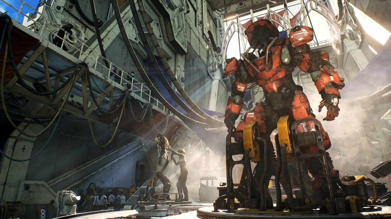 Anthem (Pc) Review 2