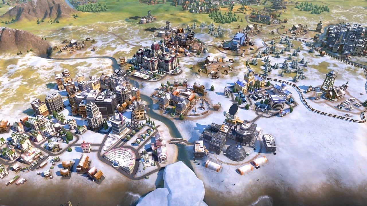 Bringing Canada to the World of Civilization VI 1