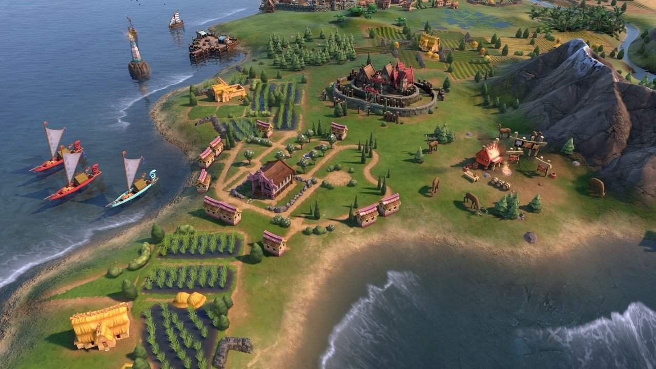 Bringing Canada to the World of Civilization VI