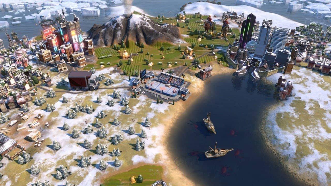 Bringing Canada To The World Of Civilization Vi: Gathering Storm