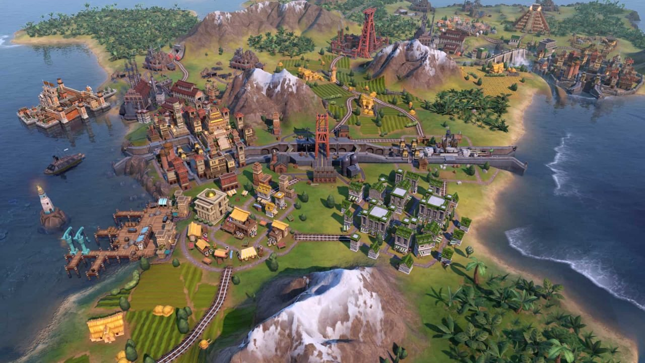 Civilization VI: Gathering Storm (PC) Review 2