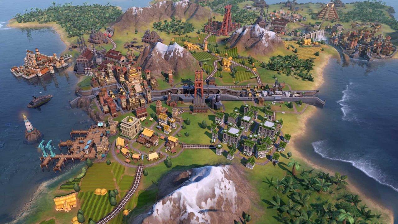 Civilization Vi: Gathering Storm (Pc) Review 2