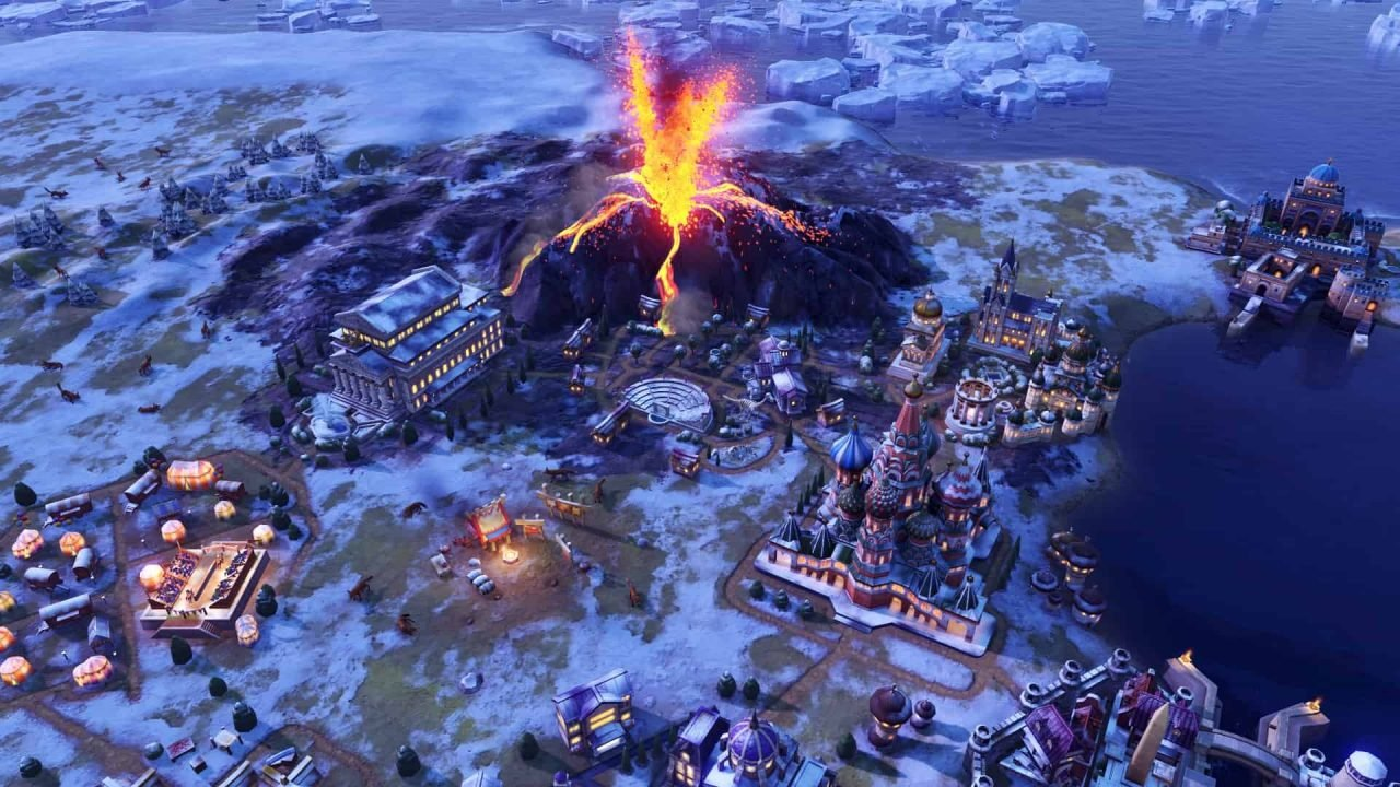 Civilization VI: Gathering Storm (PC) Review 3