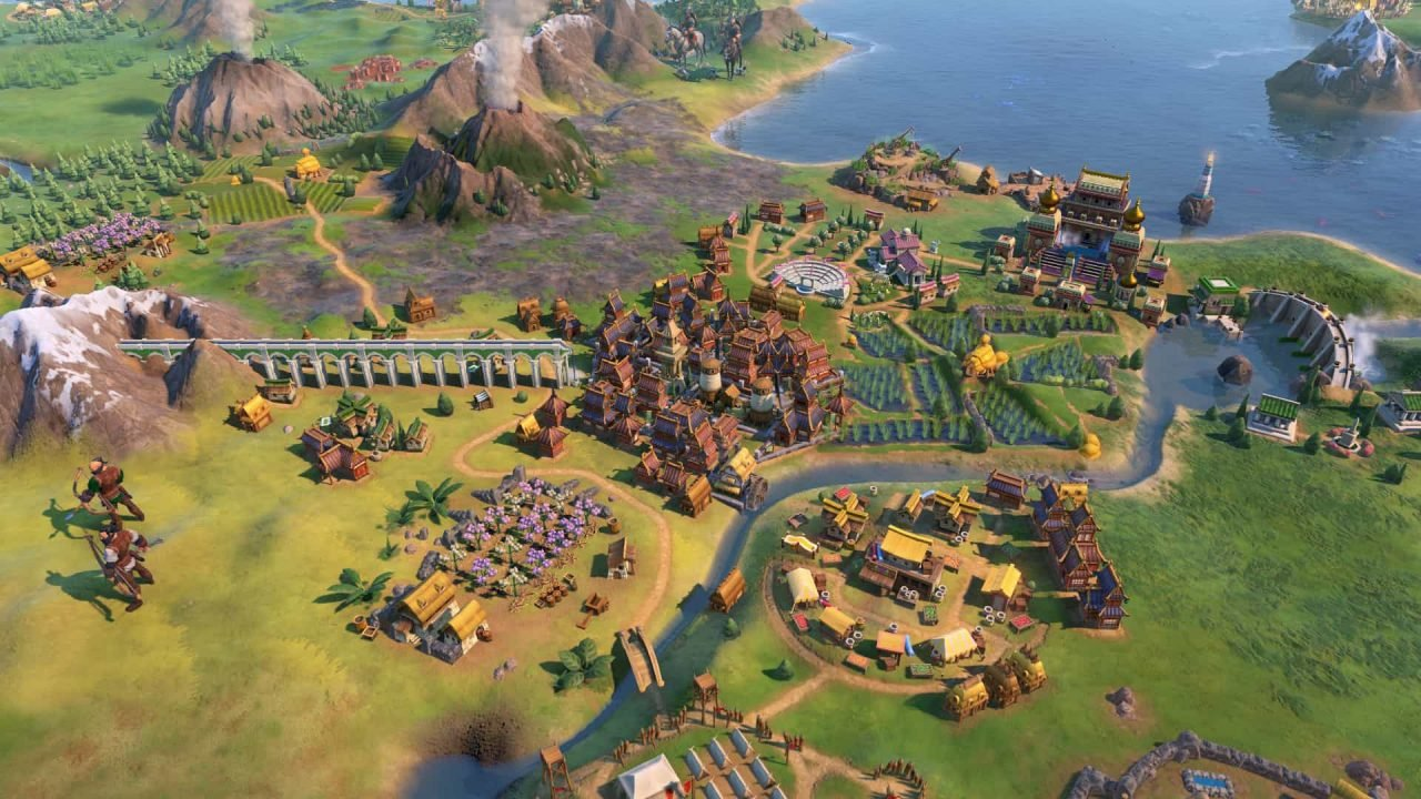 Civilization VI: Gathering Storm (PC) Review 4