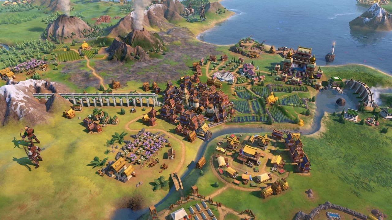 Civilization Vi: Gathering Storm (Pc) Review 4