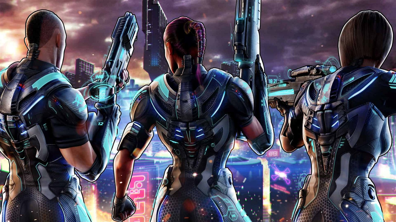 Crackdown 3 (Xbox One) Review 1