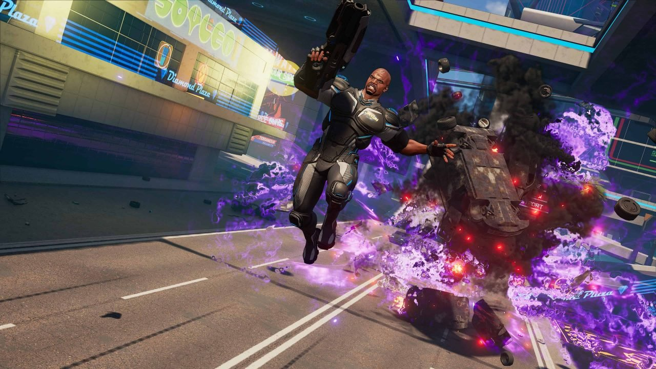 Crackdown 3 (Xbox One) Review 3