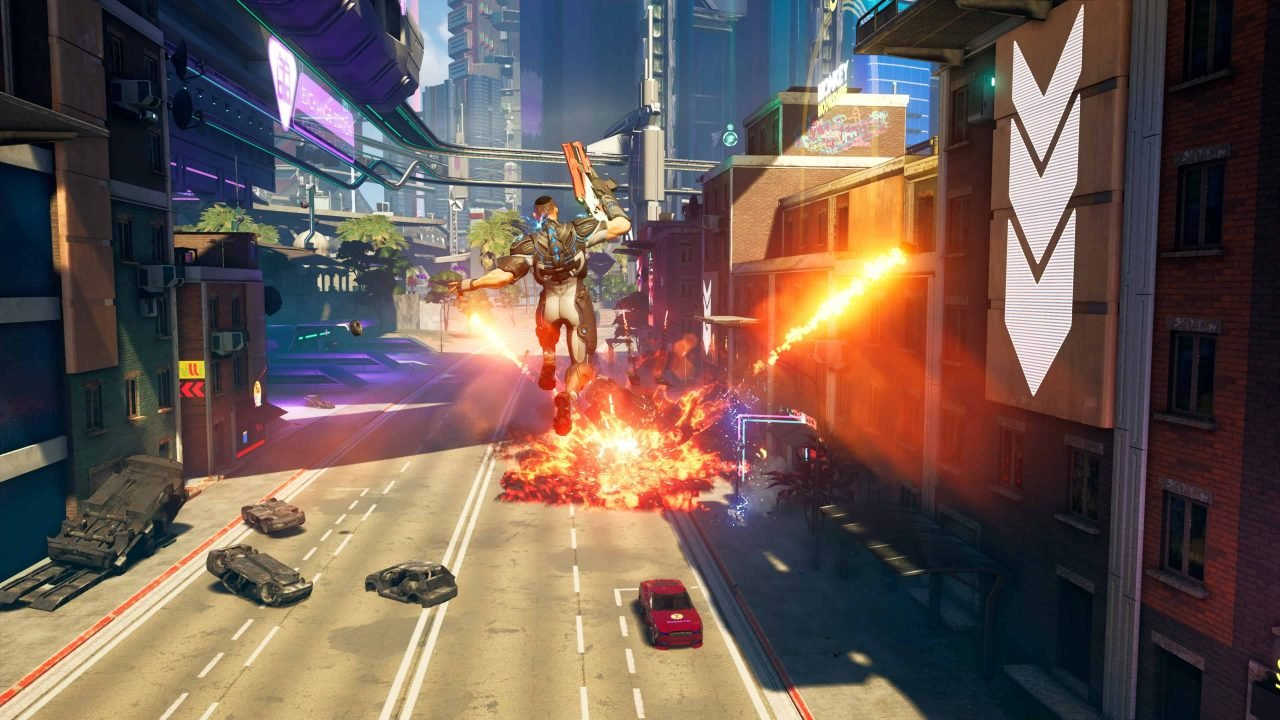 Crackdown 3 (Xbox One) Review 5