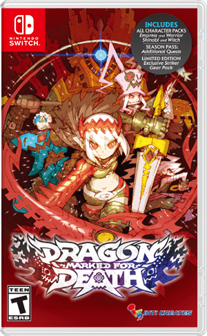 Dragon Marked for Death (Switch) Review 2