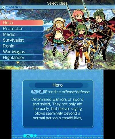 Etrian Odyssey Nexus (3DS) Review 2