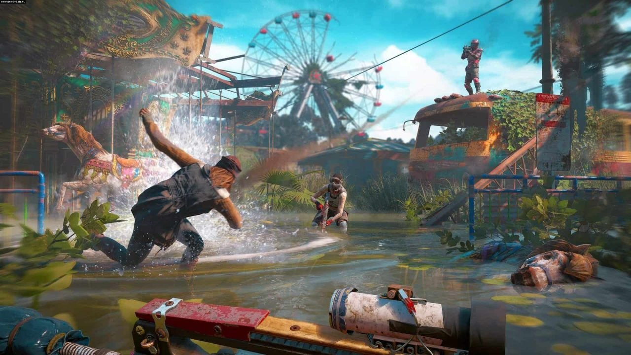 Far Cry New Dawn (Ps4) Review 3