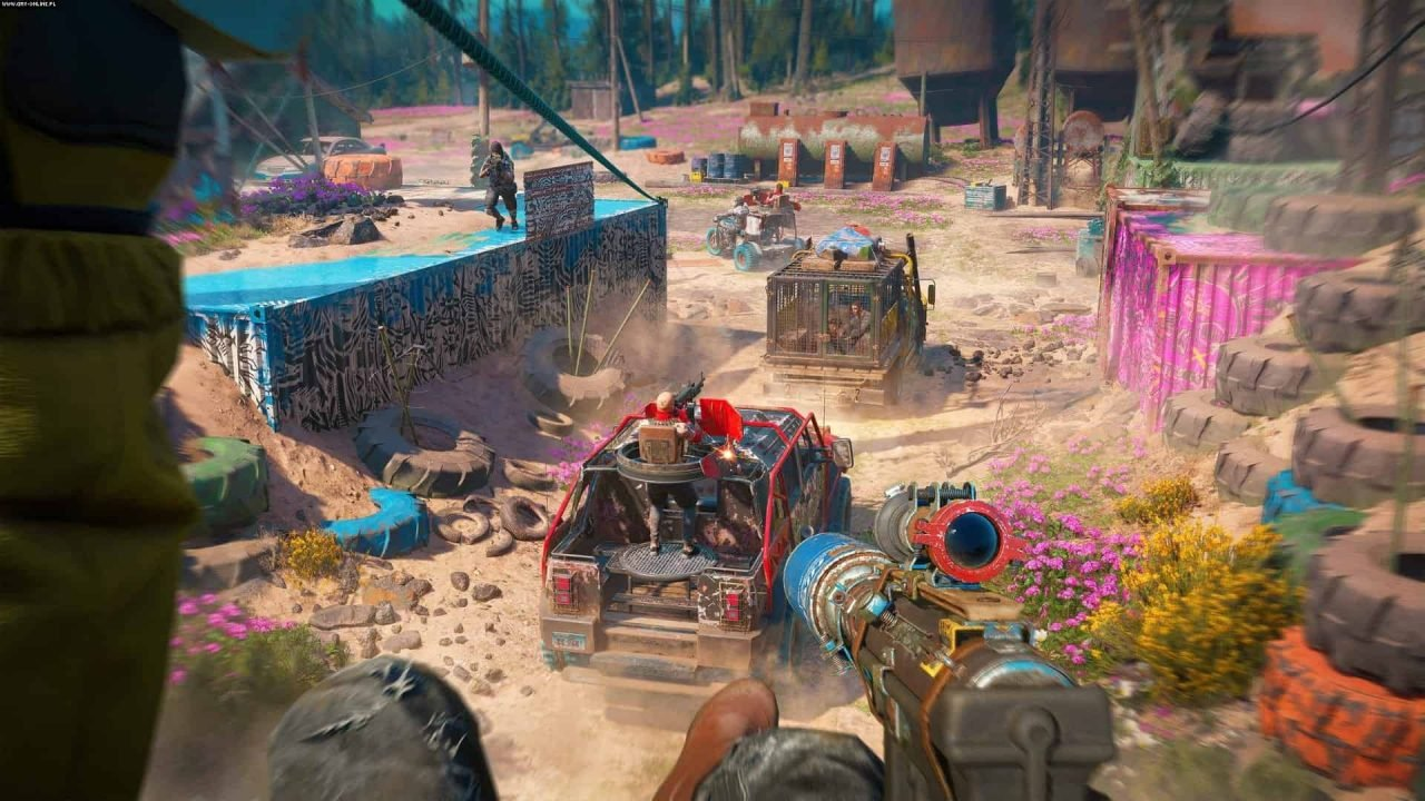 Far Cry New Dawn (PS4) Review 5