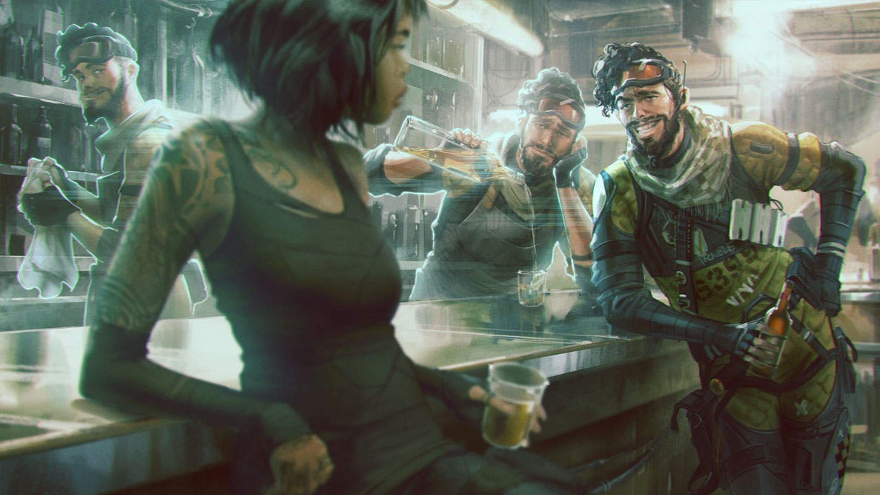 Free to Play Titanfall 2 Spinoff Apex Legends Releases During Livestream