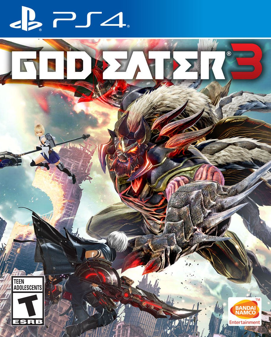 God Eater 3 (PS4) Review 4
