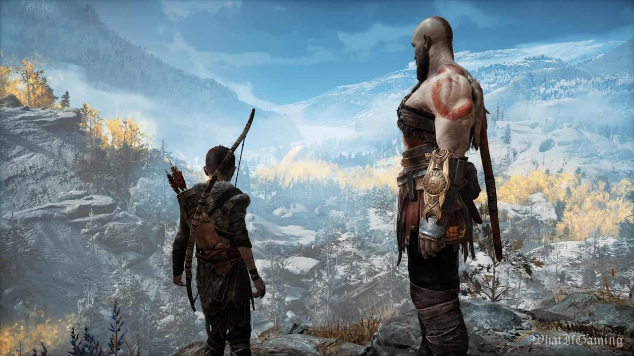 God of War Dominates at 2018's DICE Awards