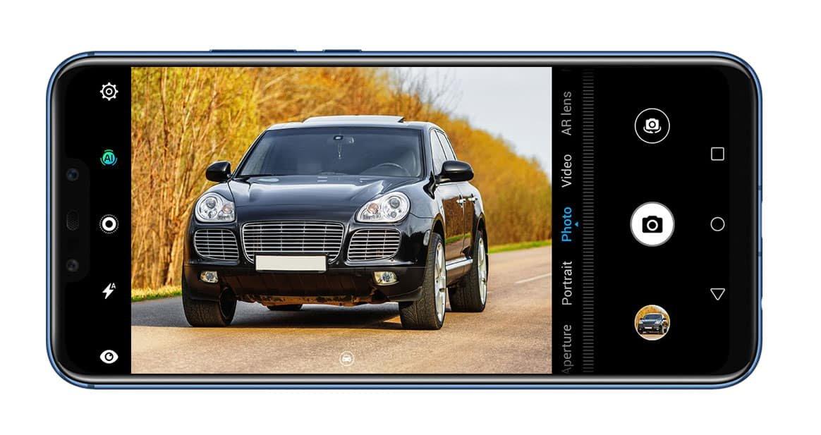 Huawei Mate 20 Lite (Smartphone) Review 3