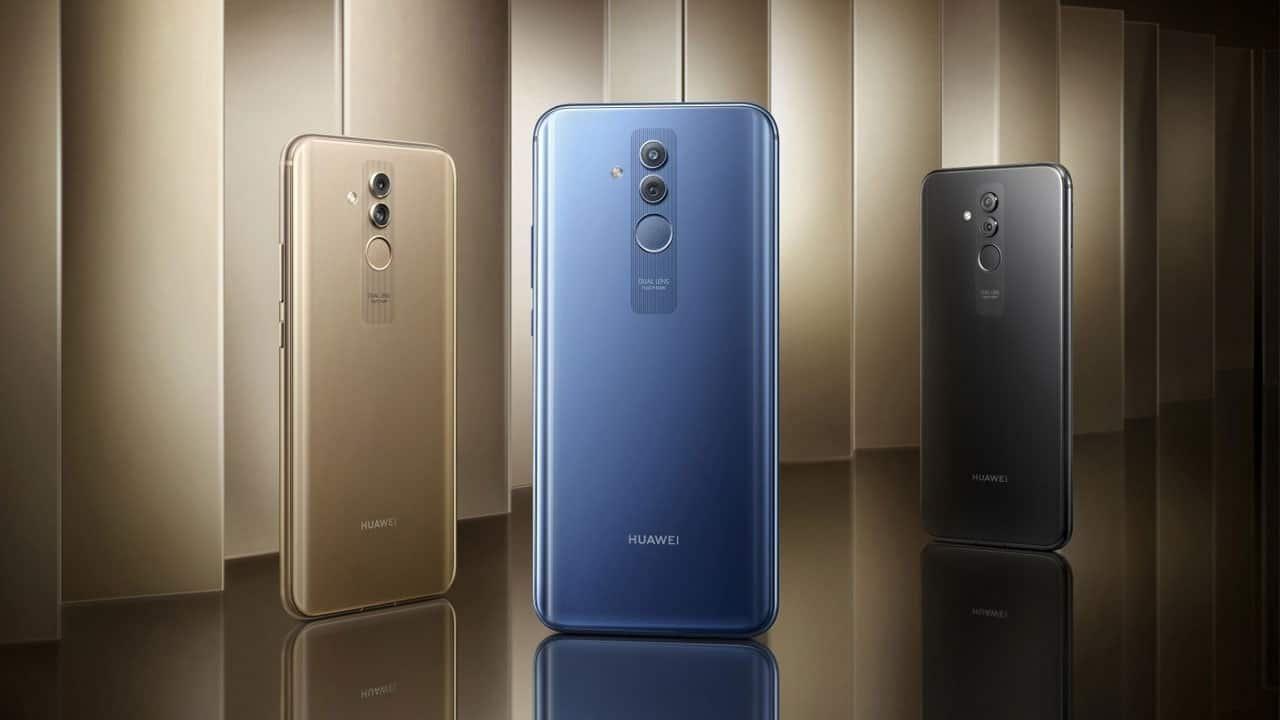 Huawei Mate 20 Lite (Smartphone) Review 2