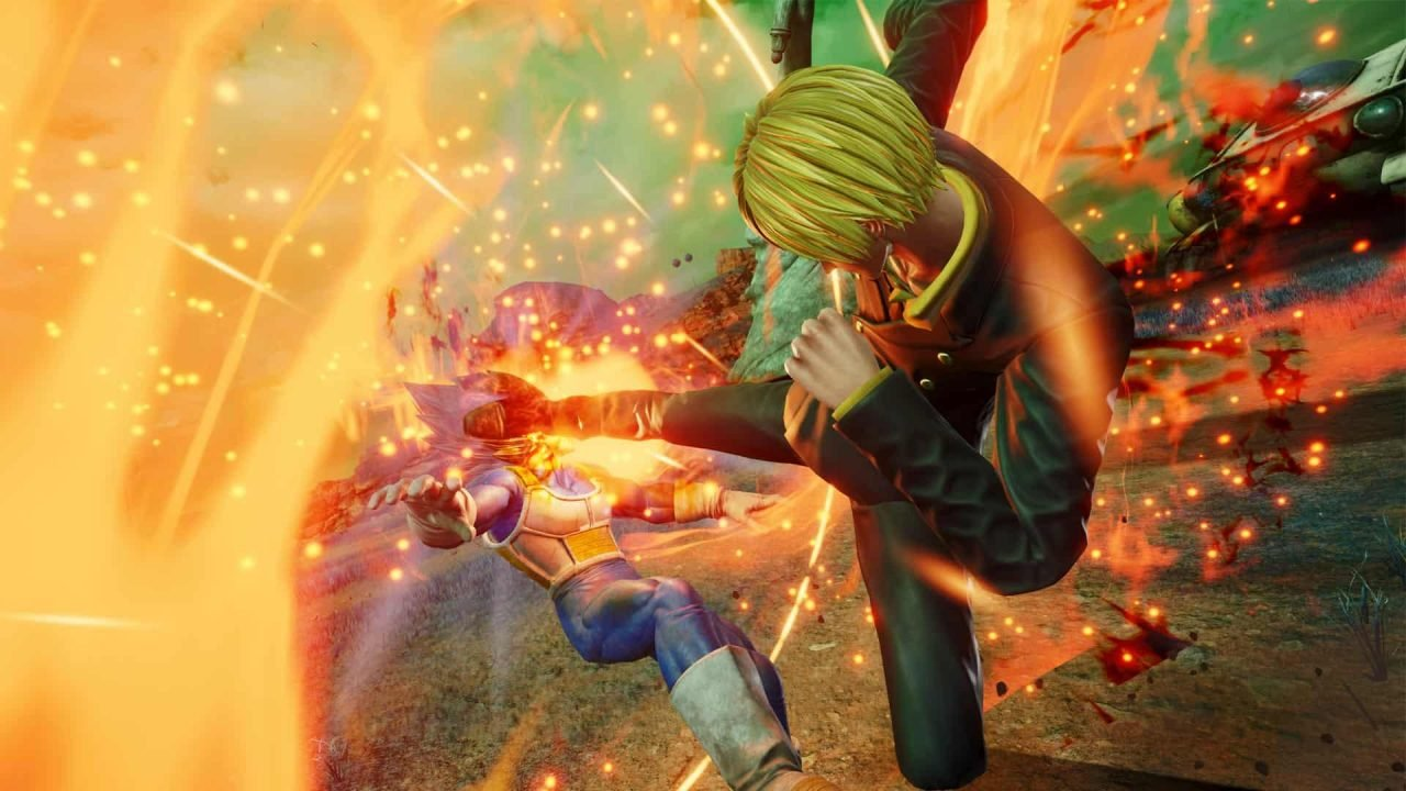 Jump Force (Playstation 4) Review 5