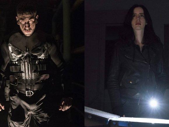 Netflix Cancels Jessica Jones, The Punisher