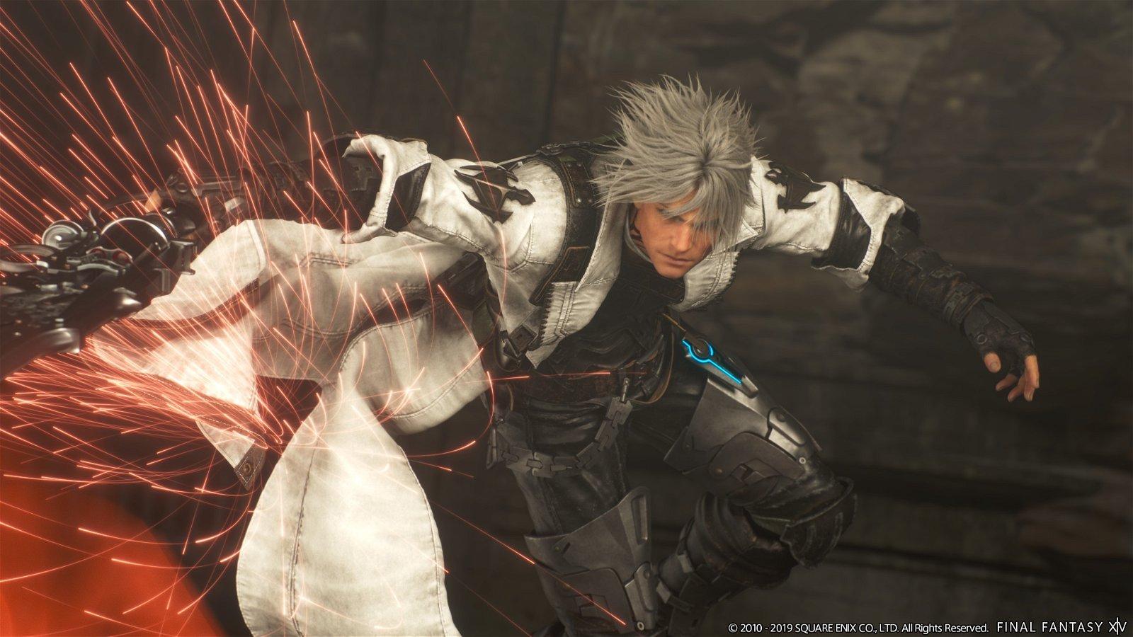 New Final Fantasy XIV: Shadowbringers Details, NieR Automata Collaboration Revealed at Paris Fan Festival 4