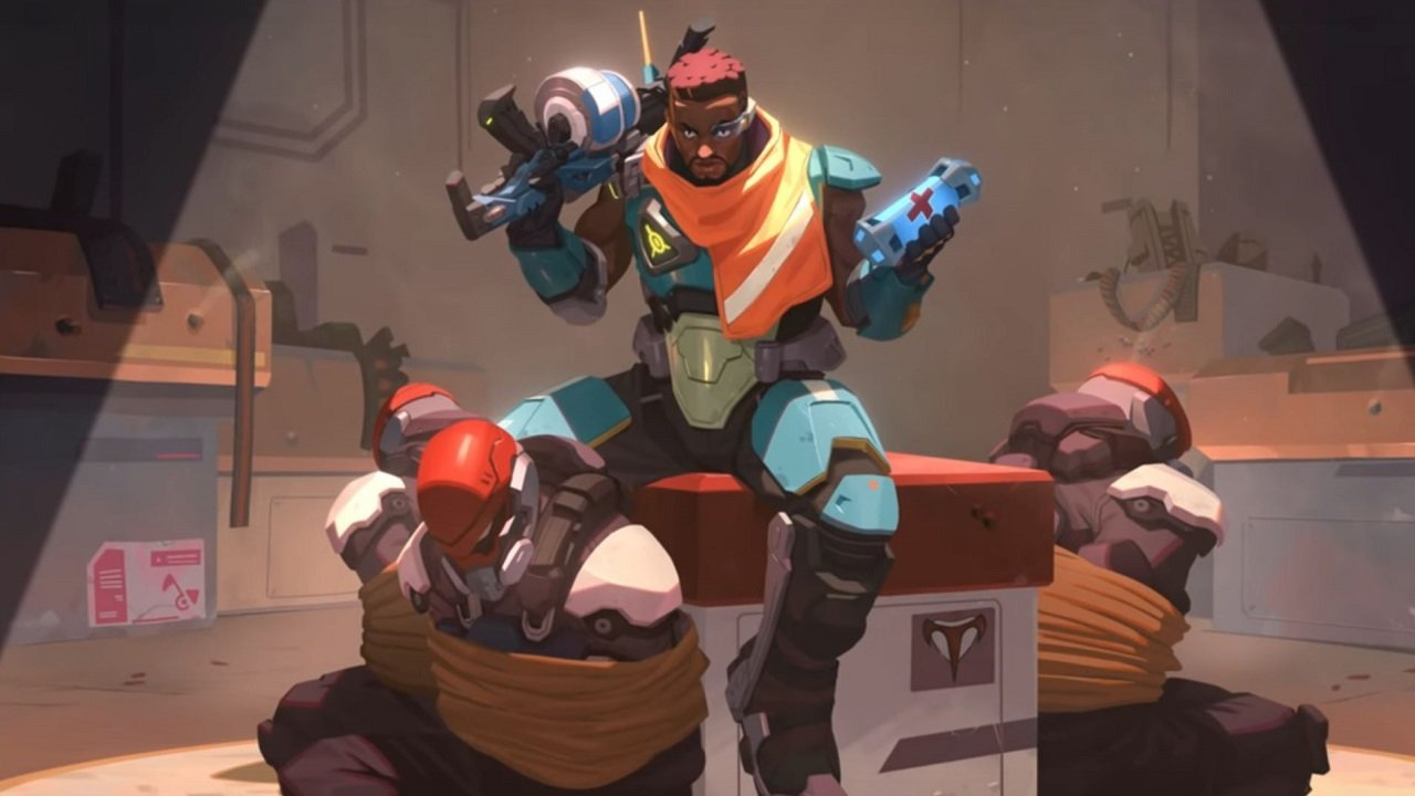 Overwatch: Baptiste Revealed As Hero 30 Along With Gripping Origin Story 1