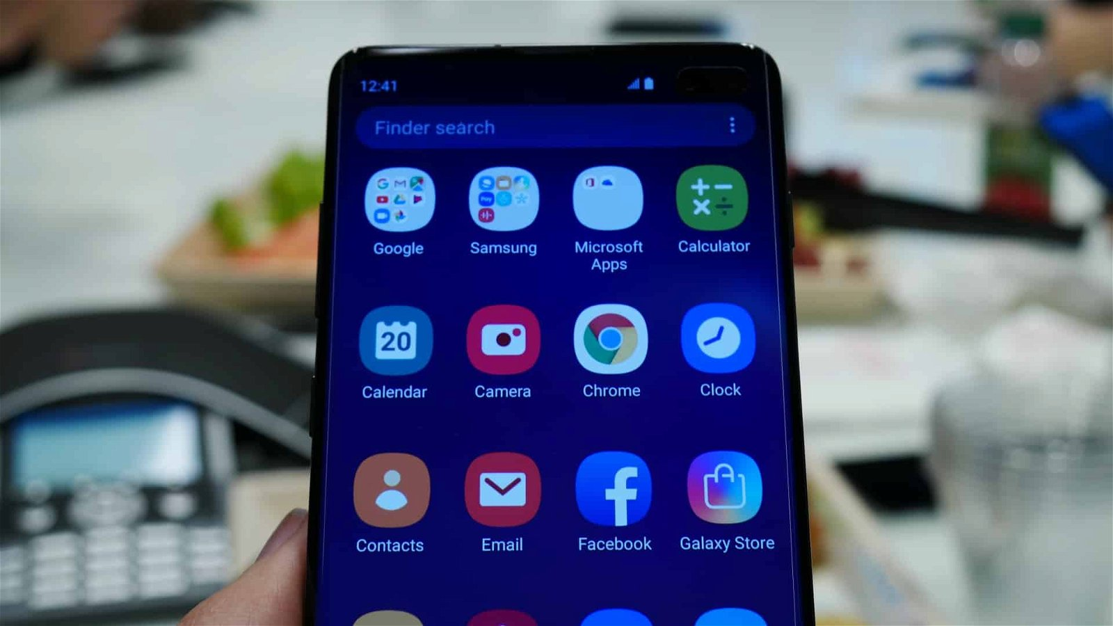 Samsung Galaxy S10 Preview 1