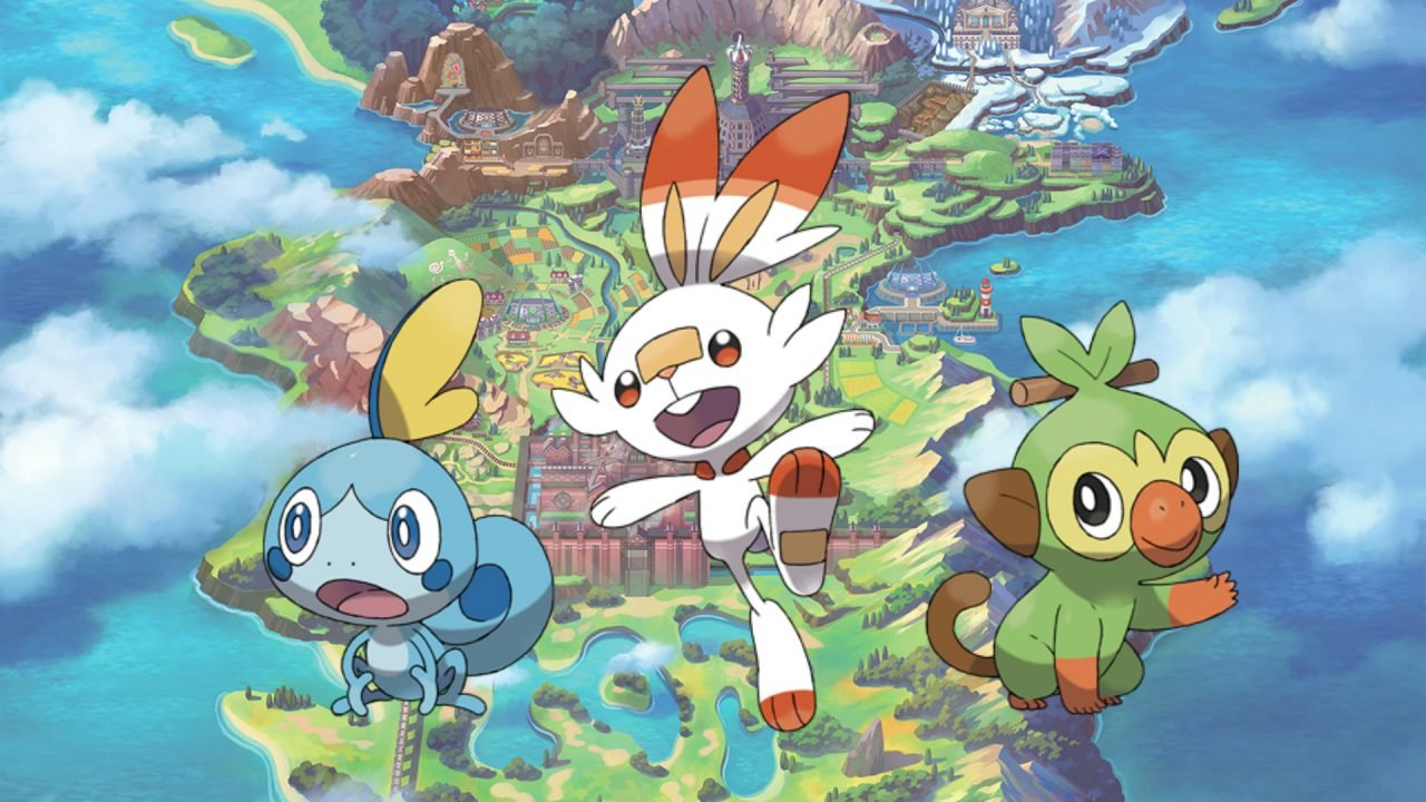 Pokémon Sword and Shield Announced 1
