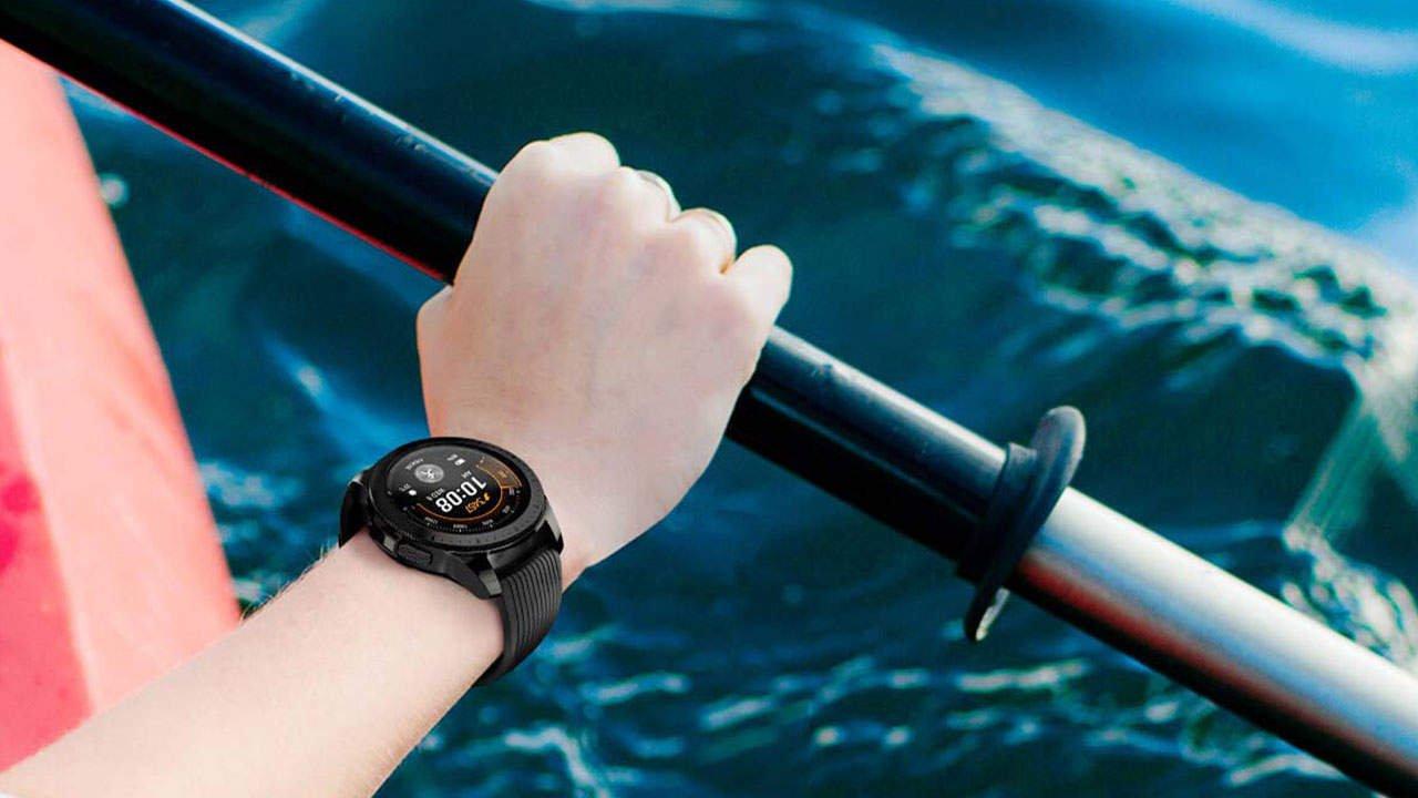 Samsung Galaxy Watch Review 2