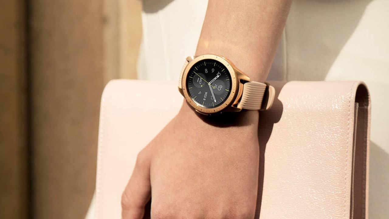 Samsung Galaxy Watch Review 3