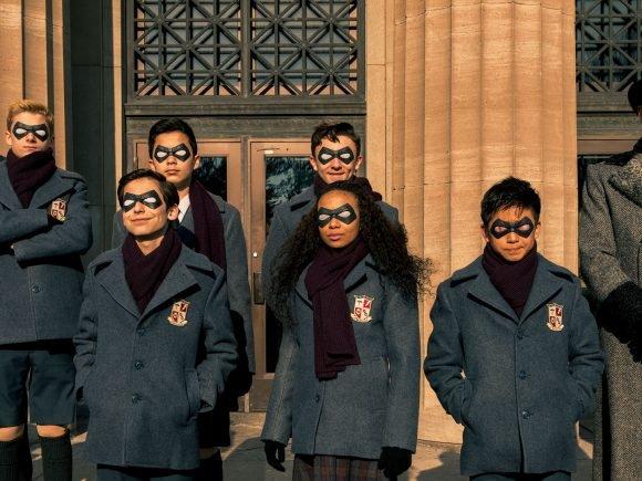 The Umbrella Academy Season 1 Review 1