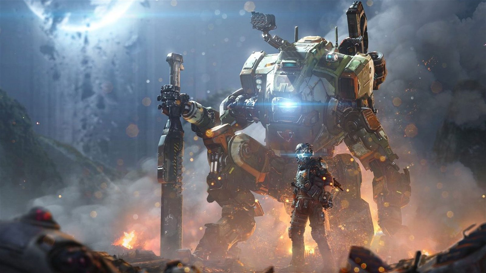 Titanfall 2 Sees A Massive Rise In Players