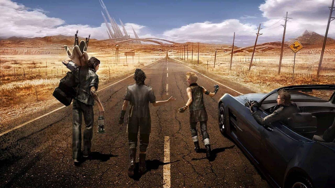 Final Fantasy Xv - Jrpg