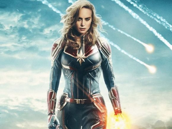 Captain Marvel Review 1